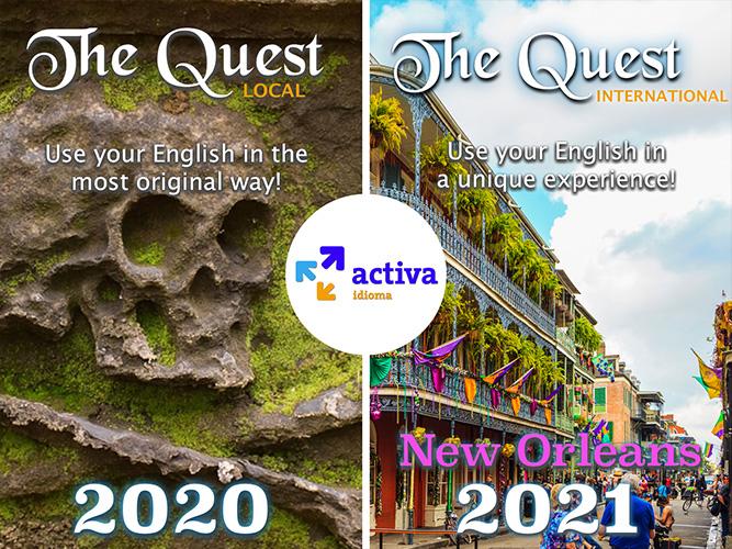 The Quest Edimburgh 2019